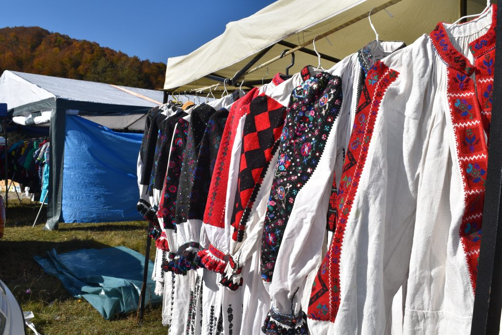 Traditional Transylvanian Folk Costumes