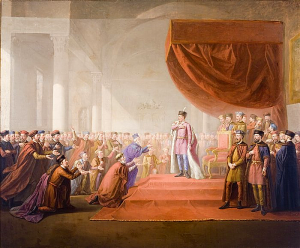 István Báthory, The Hungarian King of Poland