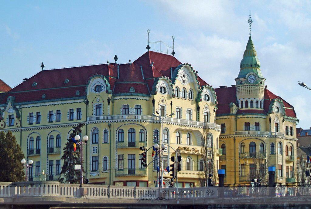 Black Eagle Palace In Nagyvárad
