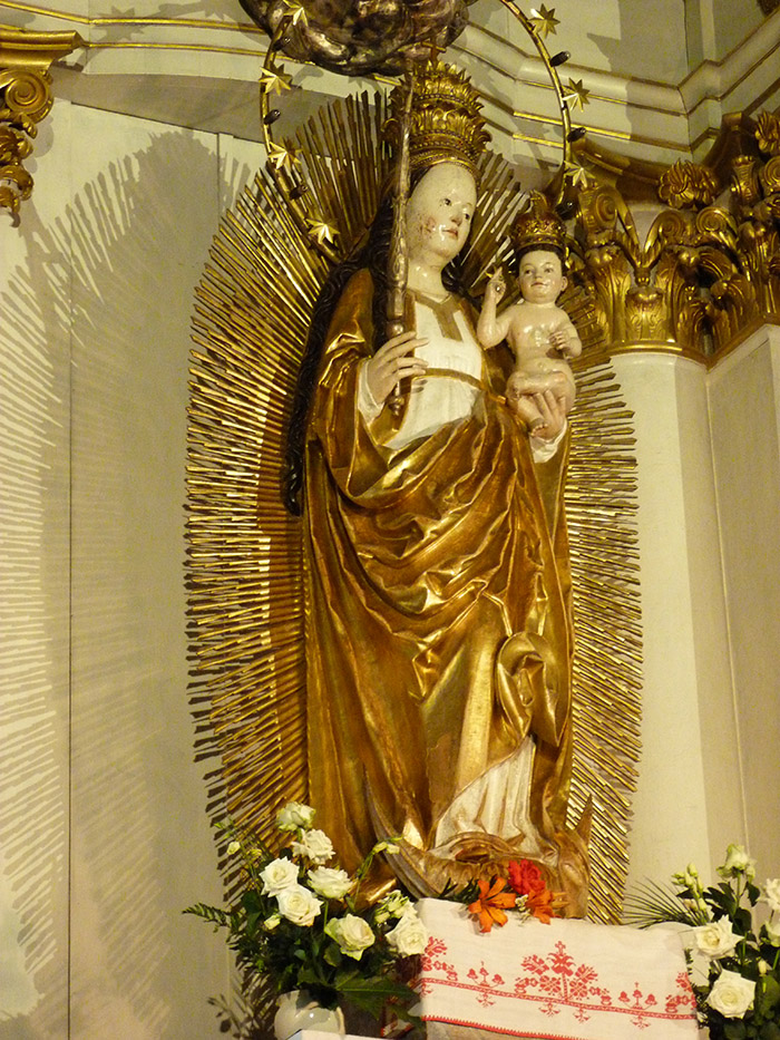 Holy Mother of Csíksomlyó