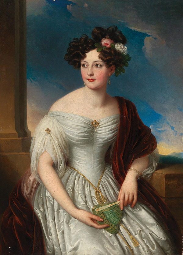 Claudine Countess Rhédey