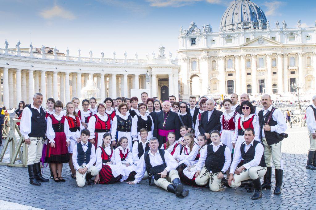 Transylvanian Choir at Vatican