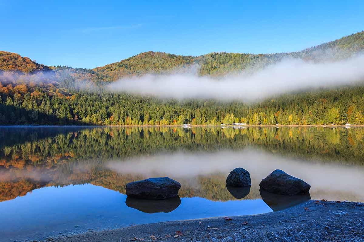 Peace by the Lake Saint Anna