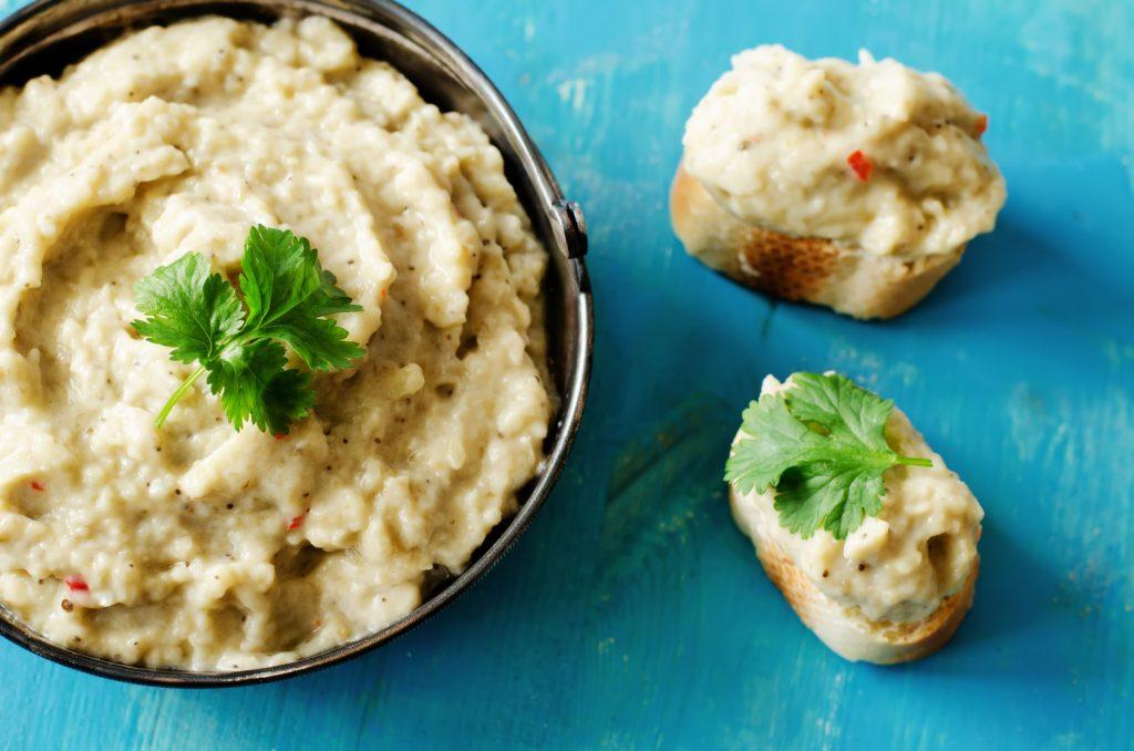 Padlizsánkrém – Eggplant cream
