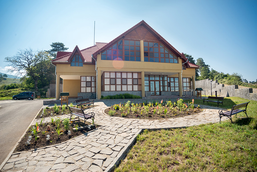 Spa resort in Bölön