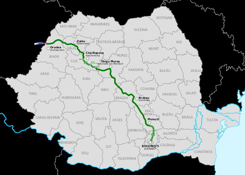 A3 motorway