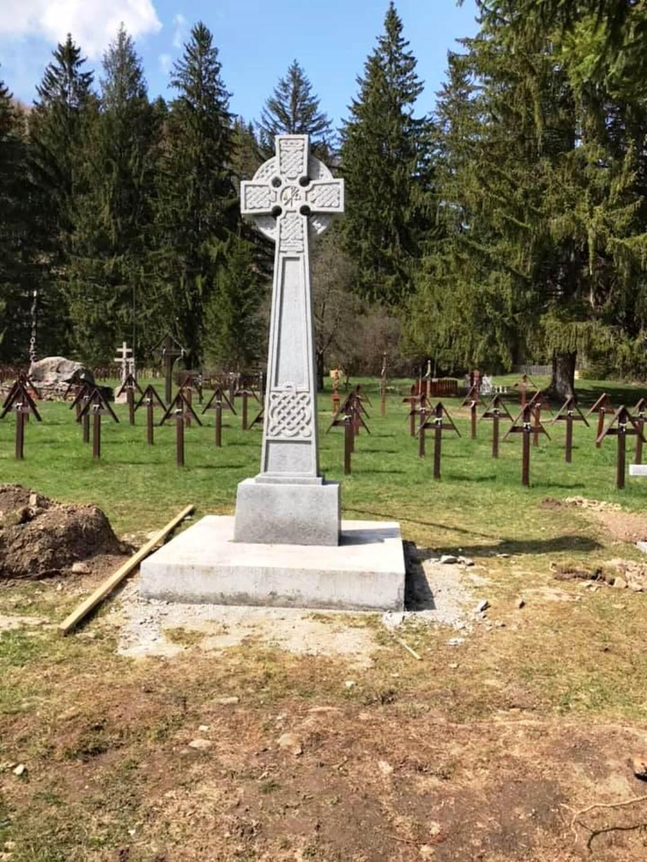 Hungarian Úz Valley Military Graveyard