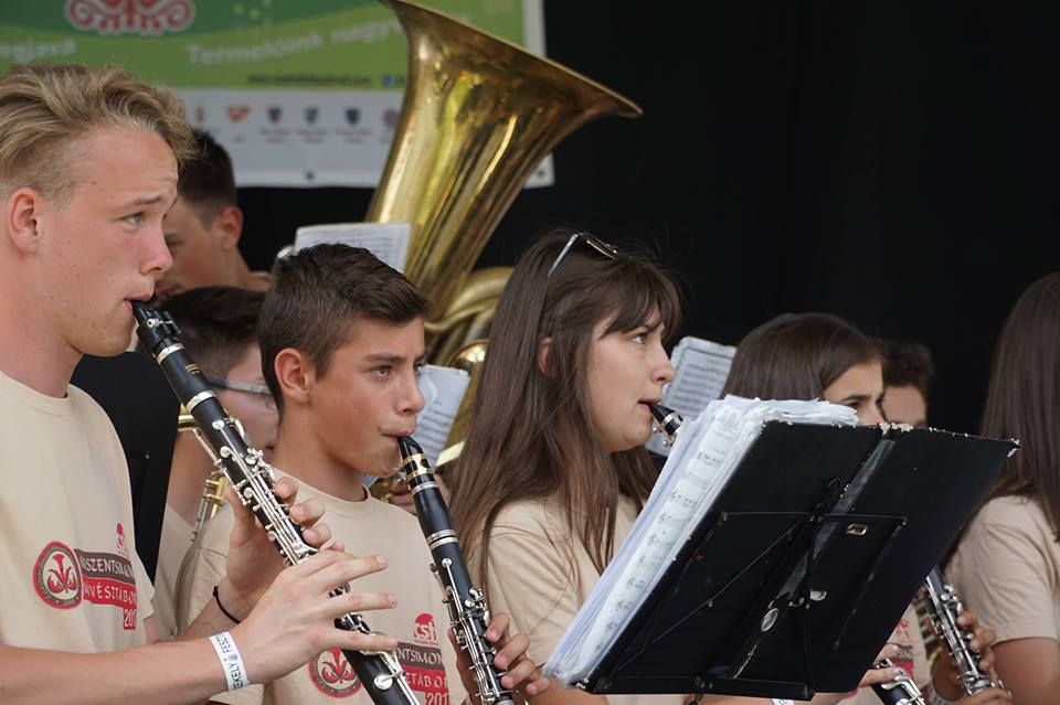 Youth Wind Band of Csíkszentsimon