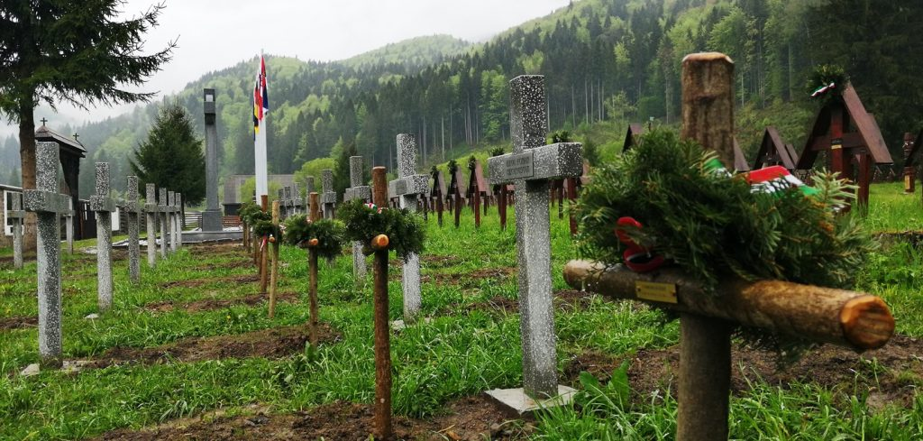 Unknown Romanian heroes