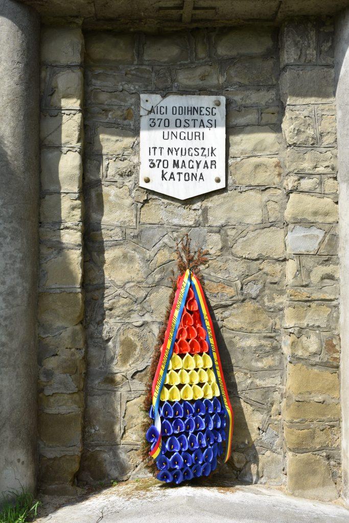 Comănești Memorial