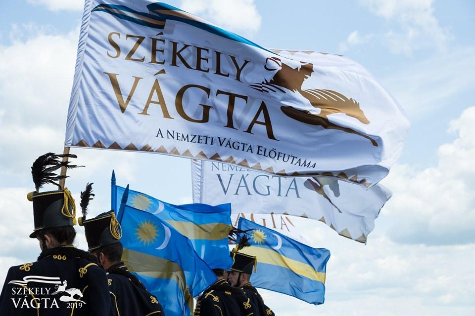 Székely and Székely Gallop flags