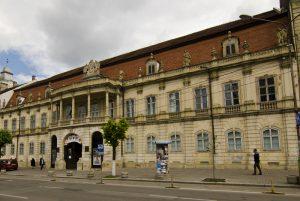 Bánffy palace of Kolozsvár