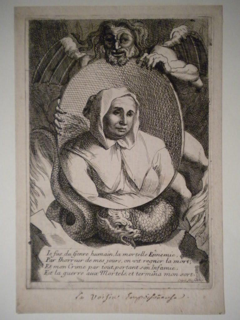 Catherine Deshayes alias La Voisin