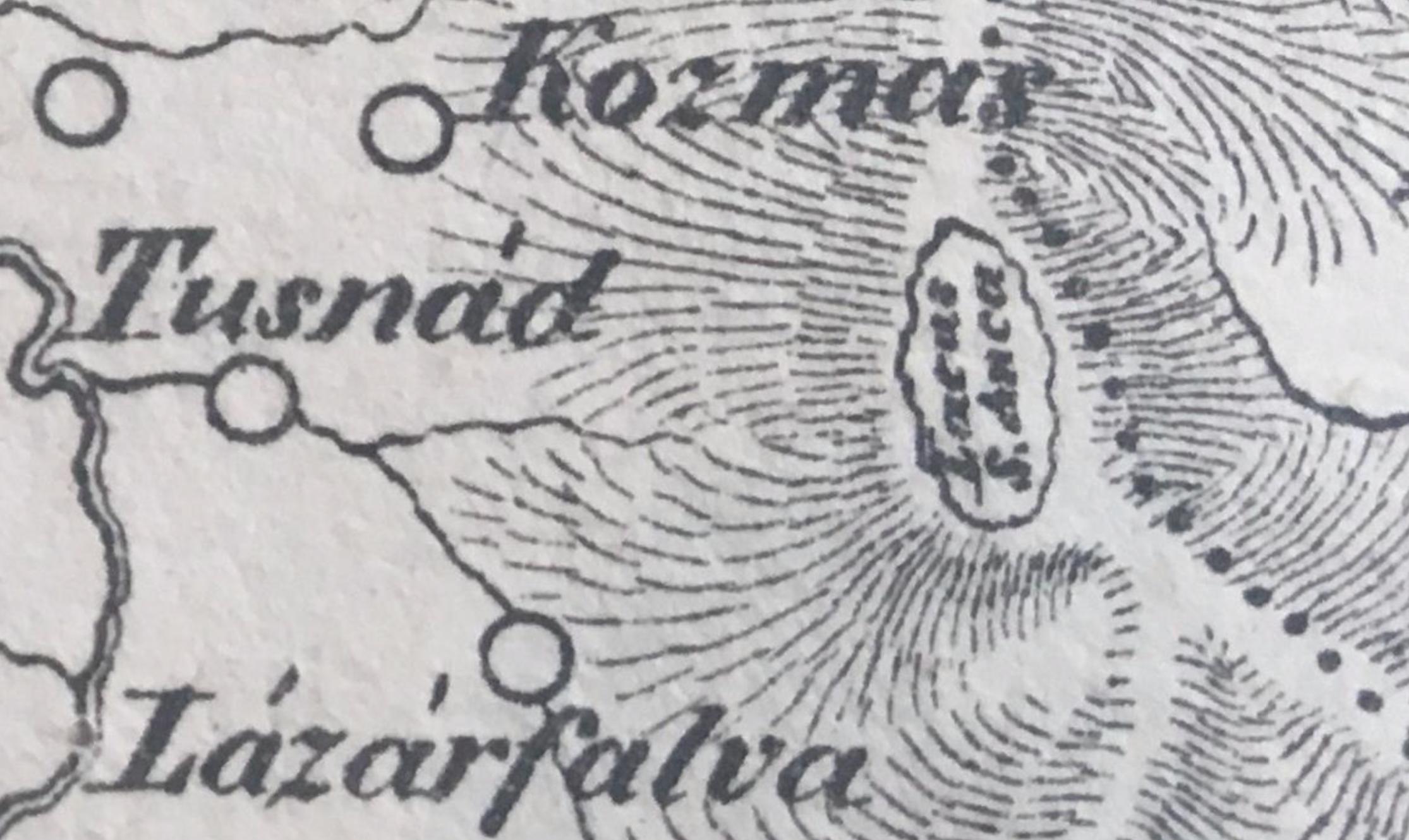 Daniel Gottlieb Scheint Map