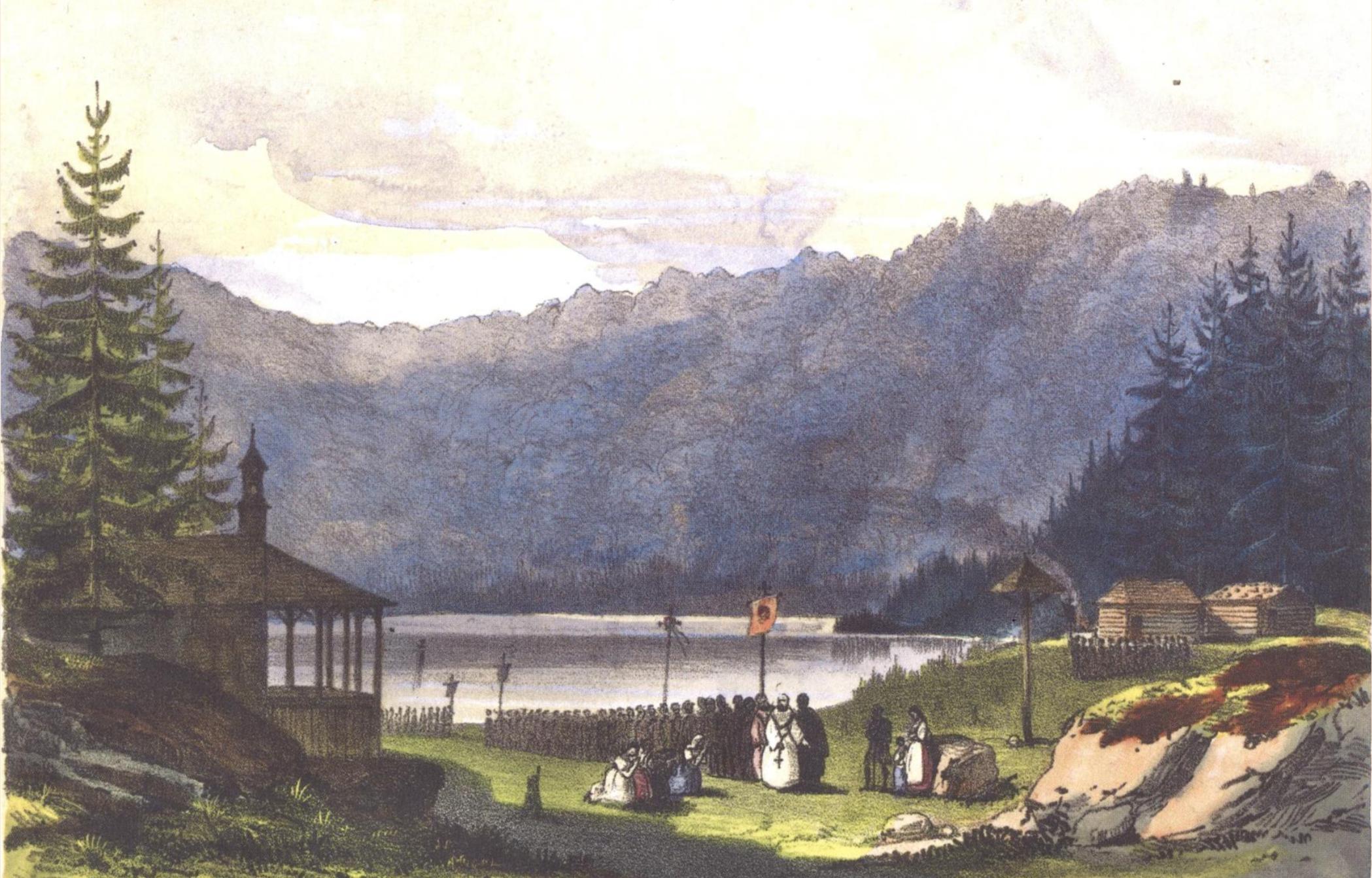 Károly Pap Szatmári's painting