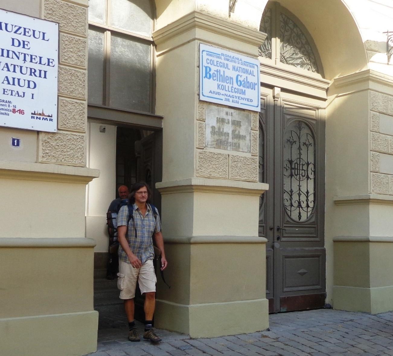 Gábor Bethlen College