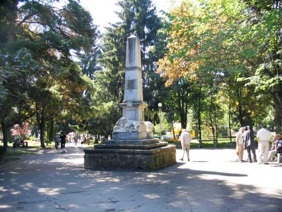 Monument of the 1848 Hungarian Revolution