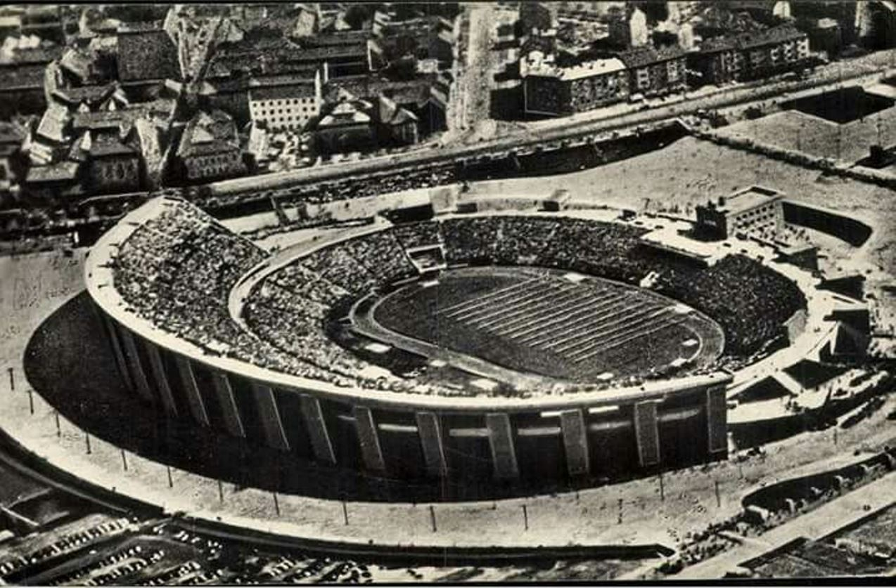 Népstadion/Folk Stadium