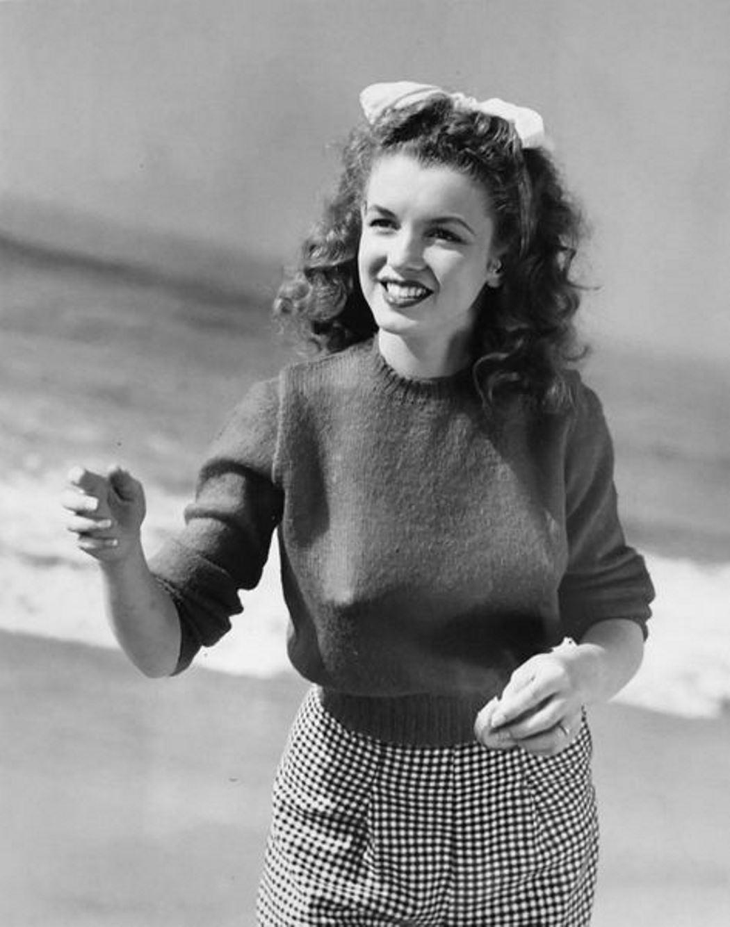 Norma Jeane Dougherty