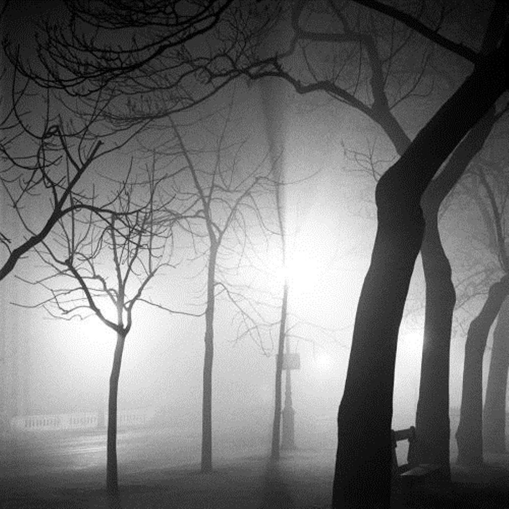 Fog, Paris at Night, 1936