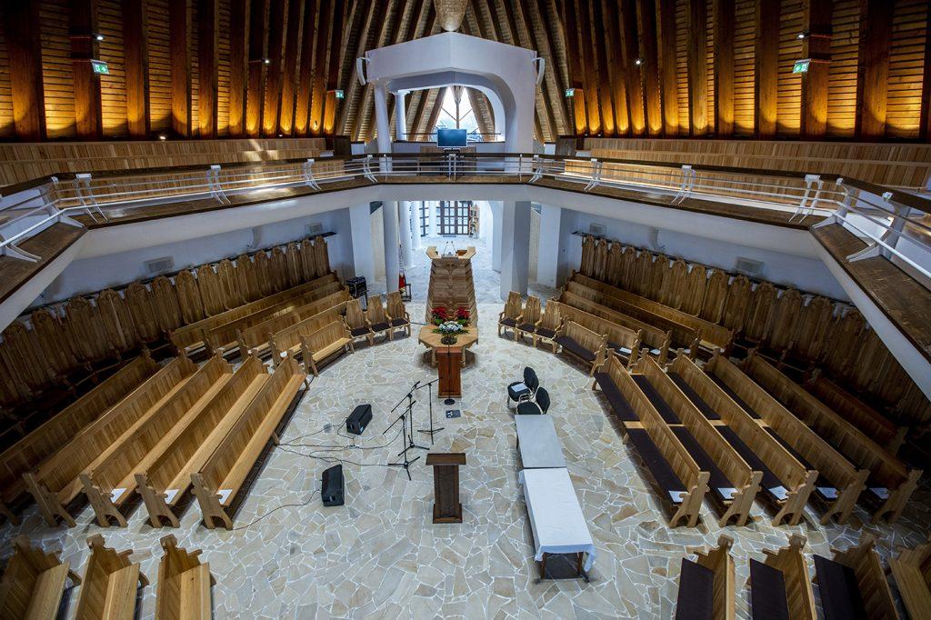 Temesvár opens new Reformed church