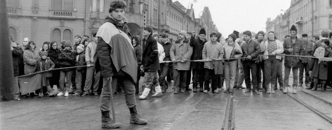 Eviction of László Tőkés