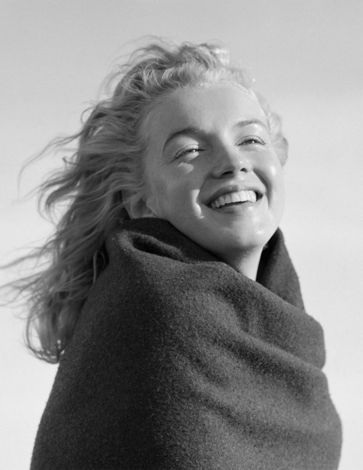 Marilyn Monroe – Photo by André de Dienes