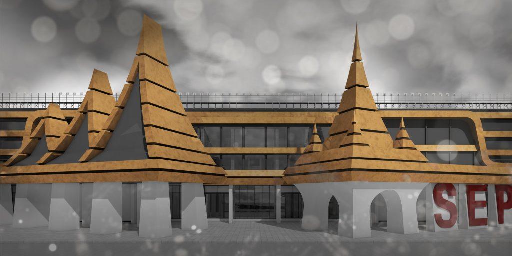 New Stadium Animation