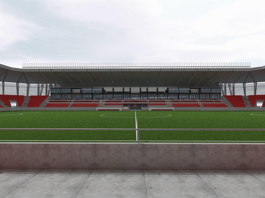 Sepsi OSK stadium