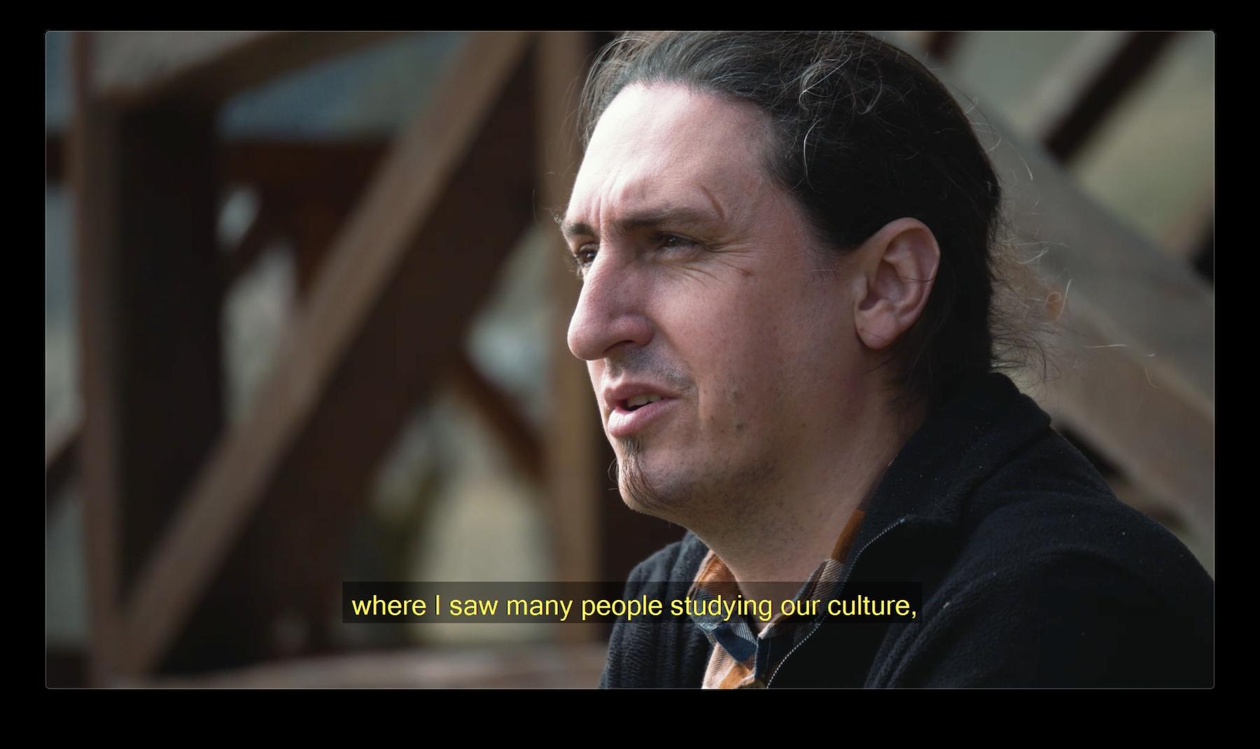 Faces of Transylvania: Csaba André, aka Csángó Jimmy