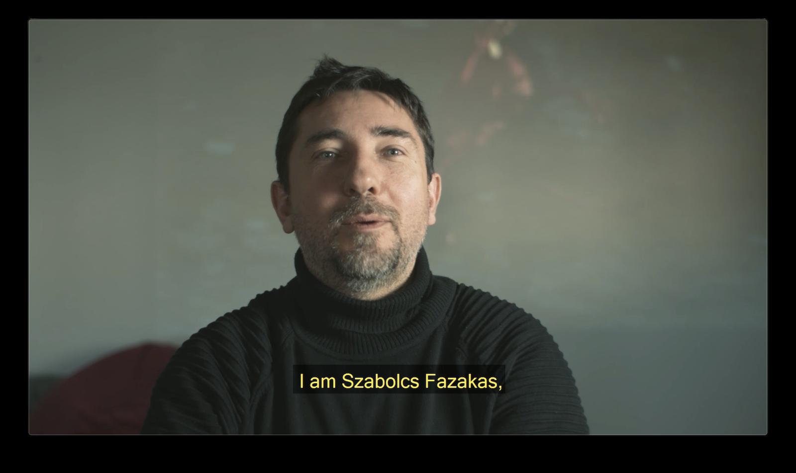 Faces of Transylvania: Szabolcs Fazakas