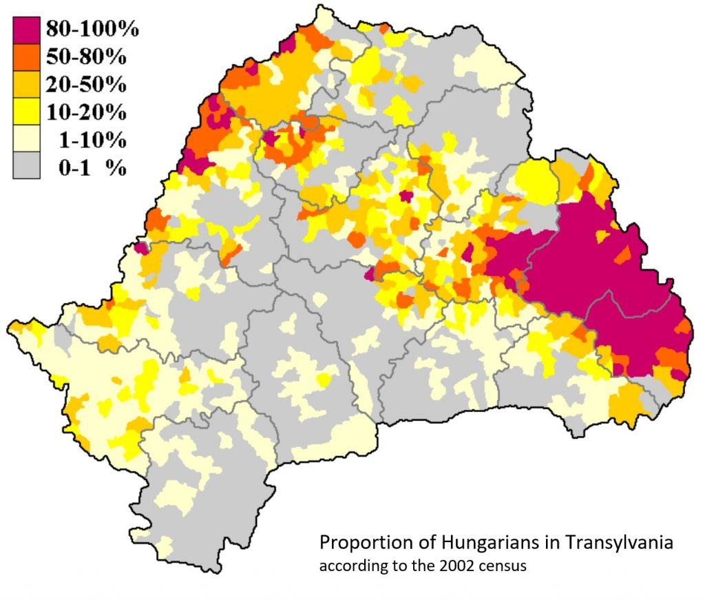 Hungarians in Transylvania