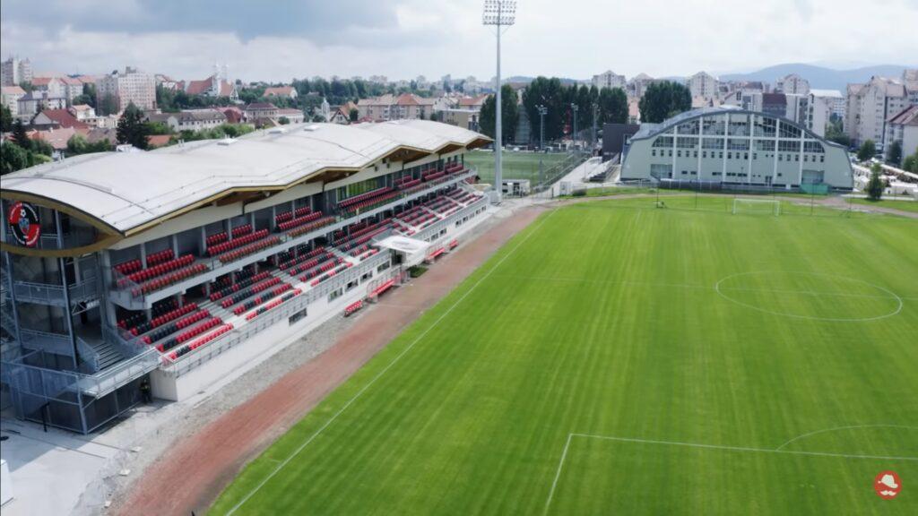 FK Csíkszereda Stadium