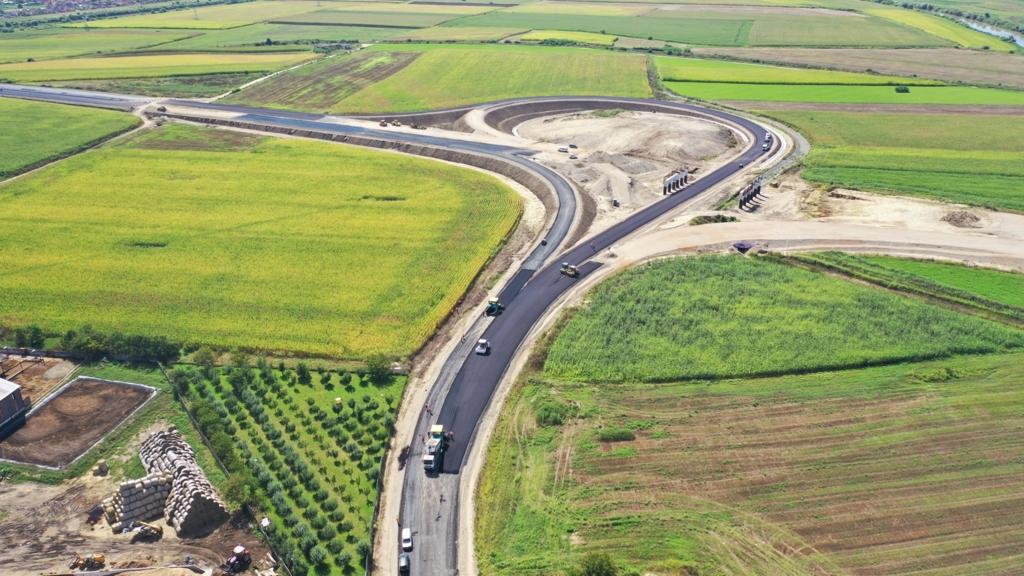 A3 Transylvania motorway