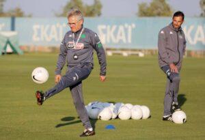László Bölöni In Training Field