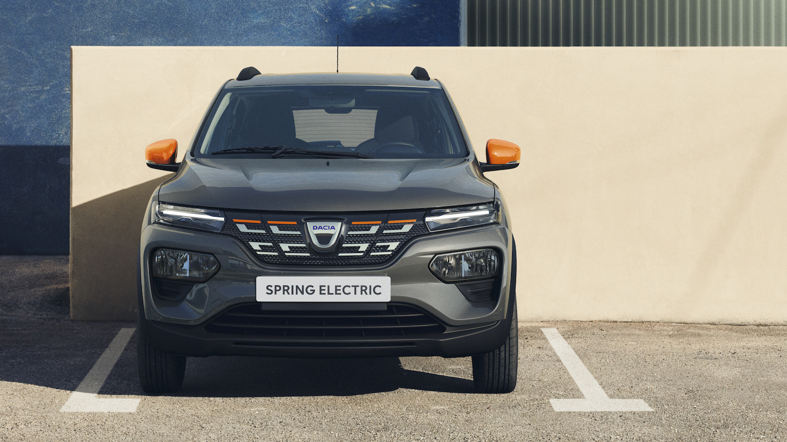 Spring Electric Car