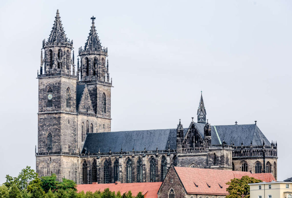 The Magdeburg Cathedral