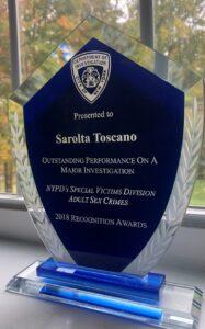 NYPD Award