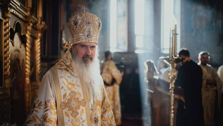 Romanian Archbishop Teodosie