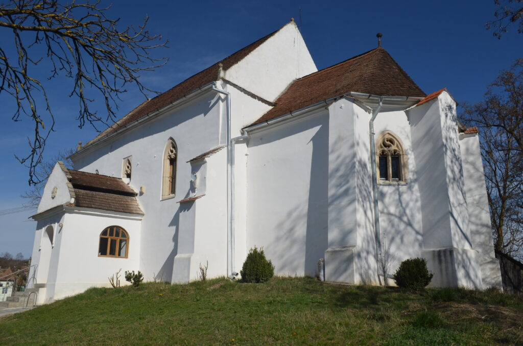 The Church of Magyarszovát