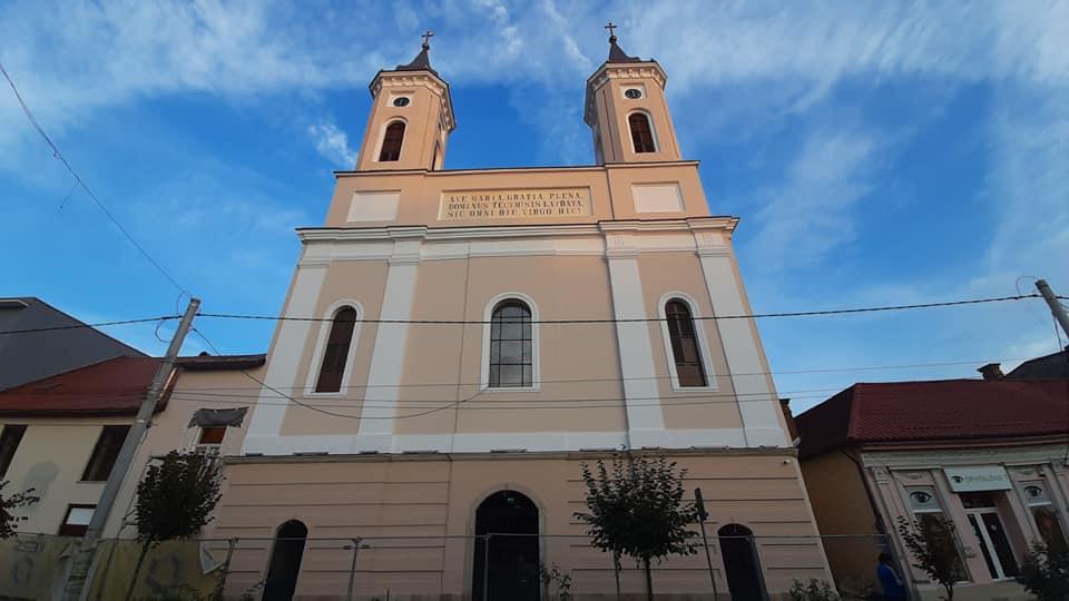 Franciscan Monastery in Szamosújvár/Gherla
