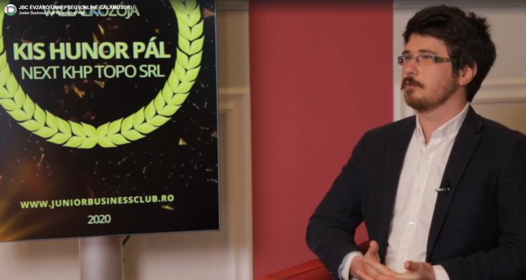 Young Entrepreneur of 2019 in Háromszék