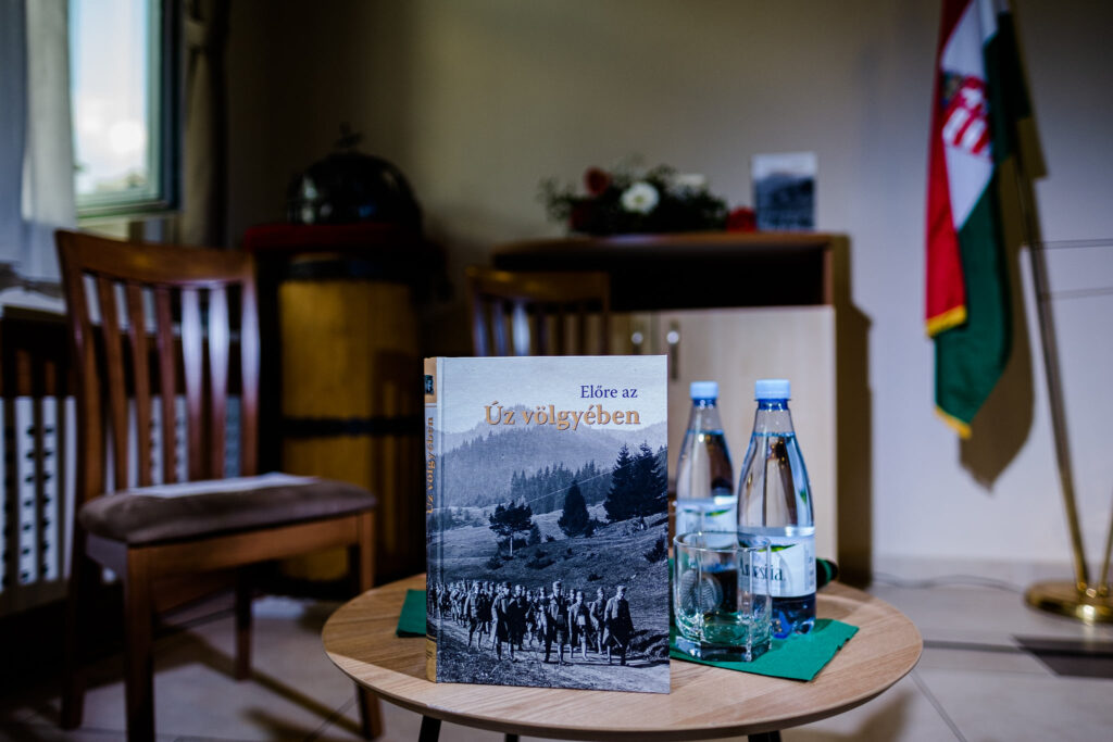 Book on the history of Úz Valley