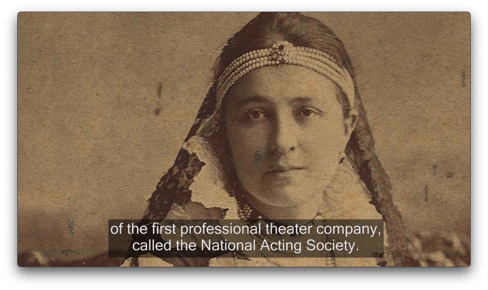 The first permanent Hungarian theater